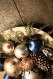 2016 Vrolijke Kerstmis Stock Fotografie