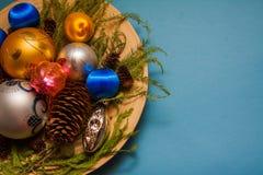 2016 Vrolijke Kerstmis Royalty-vrije Stock Fotografie