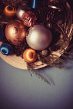 2016 Vrolijke Kerstmis Stock Foto's