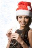 Vrolijke Kerstmis! Stock Foto
