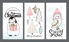Vrolijke Kerstmis Stock Foto