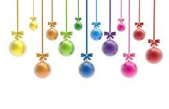Vrolijke Kerstmis als achtergrond Royalty-vrije Stock Afbeeldingen