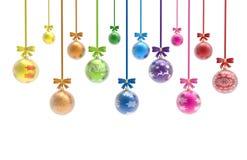 Vrolijke Kerstmis als achtergrond Stock Foto's