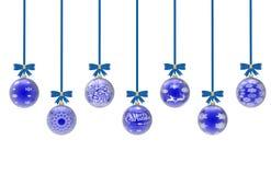 Vrolijke Kerstmis als achtergrond Royalty-vrije Stock Foto