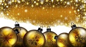 Vrolijke Kerstmis en een Gelukkig Nieuwjaar 2015 Stock Foto's