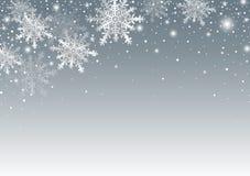 Vrolijke Kerstmis en Gelukkig nieuw jaarontwerp als achtergrond Royalty-vrije Stock Afbeelding