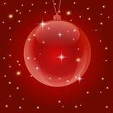 Vrolijke Kerstmisachtergrond Stock Fotografie