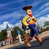 Vrolijke Kerstmispartij van Walt Disney World Mickey zeer Stock Foto's