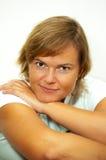 Vrouw Royalty-vrije Stock Afbeeldingen