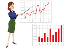 Vrouw Stock Foto's