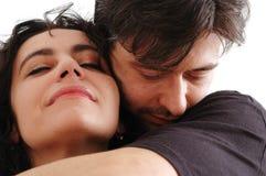 Vrouw en echtgenoot Stock Fotografie
