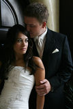 Vrouw en man royalty-vrije stock afbeelding