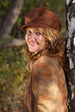 Vrouw met GLB stock foto's