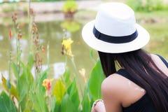 Vrouw Thailand royalty-vrije stock foto