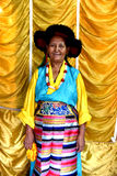 Vrouw van Noordoostelijk India Royalty-vrije Stock Afbeelding