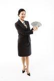 Vrouw in Zaken III Stock Fotografie