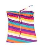 Vrouwelijk mouwloos onderhemd Royalty-vrije Stock Afbeeldingen