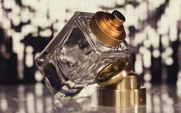 Vrouwelijk parfum stock foto
