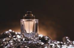 Vrouwelijk parfum royalty-vrije stock foto