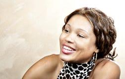 Vrouwelijk Portret stock foto's