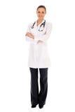 Vrouwelijke arts Royalty-vrije Stock Afbeelding
