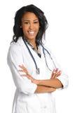 Vrouwelijke Arts of Verpleegster Stock Fotografie