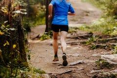 Vrouwelijke Atleet Runner Stock Afbeeldingen