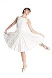 Vrouwelijke Ballerina Stock Afbeeldingen