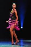 Vrouwelijke danser Royalty-vrije Stock Afbeeldingen