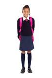 Vrouwelijke elementaire leerling Royalty-vrije Stock Fotografie