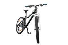 Vrouwelijke fiets stock foto