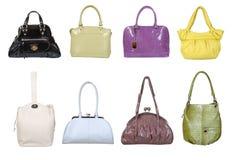 Vrouwelijke handtas Stock Fotografie