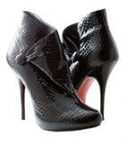 Vrouwelijke laarzen Royalty-vrije Stock Fotografie