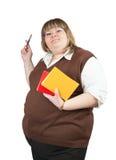 Vrouwelijke leraar Royalty-vrije Stock Foto