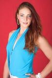 Vrouwelijke mannequin royalty-vrije stock foto