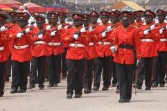 Vrouwelijke Militairen royalty-vrije stock afbeelding