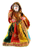Vrouwelijke pop van India Royalty-vrije Stock Foto