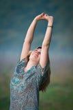 Vrouwelijke rek Stock Fotografie