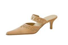Vrouwelijke schoen royalty-vrije stock fotografie