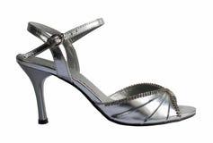 Vrouwelijke schoenen Stock Fotografie