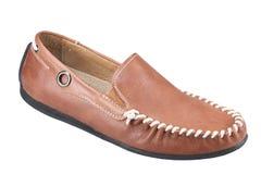 Vrouwelijke schoenen Stock Foto's