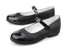 Vrouwelijke schoenen Royalty-vrije Stock Foto