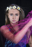 Vrouwelijke schoonheid Stock Fotografie