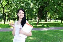 Vrouwelijke Student stock afbeeldingen