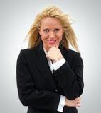 Vrouwelijke Werkgever Royalty-vrije Stock Afbeeldingen