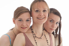 Vrouwen Stock Foto