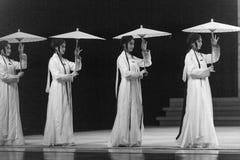 """Vrouwen in het Westen meer-Kunqu Opera""""Madame Witte Snake† Stock Foto"""