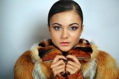 Vrouwen perfecte schoonheid Royalty-vrije Stock Afbeeldingen