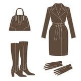 Vrouwen` s kleren Royalty-vrije Stock Foto
