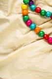 vrouwen textielzak Royalty-vrije Stock Afbeelding